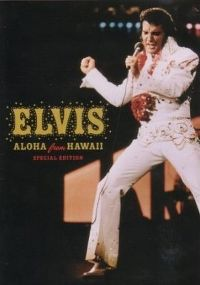 Cover Elvis Presley - Aloha From Hawaii [DVD]